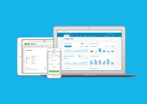Access Xero anytime via your laptop, tablet or smart phone